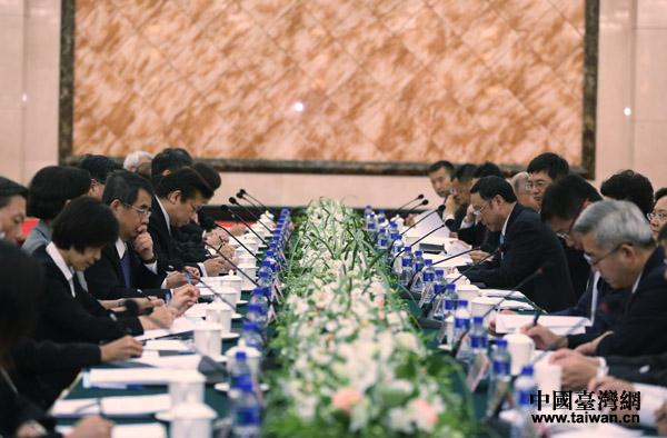兩岸經合會第六次例會在京舉行