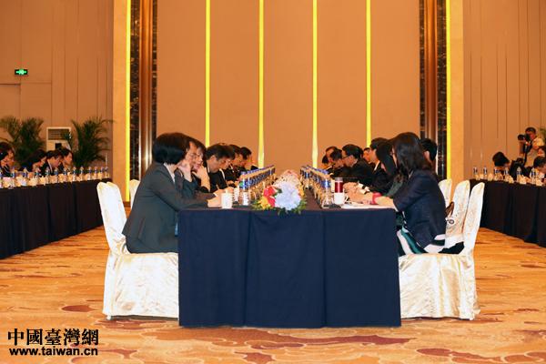 海協會、臺灣海基會領導人第十一次會談25日上午9時在福建省福州市世茂洲際酒店舉行