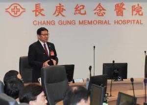 陳德銘率海協會經貿參訪團抵達臺北開始訪台行程